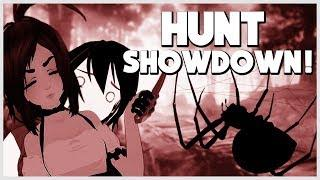 HaWXx & Apoc Managed to KILL a SPIDER? - Hunt: Showdown Funny Moments (Stream Highlights)