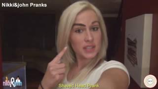 Couple Pranks Compilation of Pranksters in Love | Funny April Fools Prank Edition