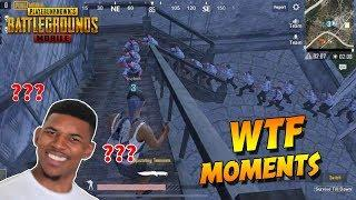 PUBG Mobile WTF Funny Moments, Epic Fail #31