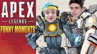 Apex Legends Funny Moments & Epic Fails! #5