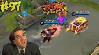 Mobile Legends WTF | Funny Moments Episode 97