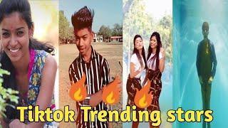 Gima aasi, vishanu priya And Other Tik Tok Stars Trending Videos Compilation ||