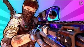 Epic Sniper Kills! (Black Ops 3 Funny Moments, DLC6)