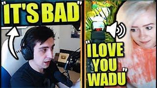 Shroud Reacts to NEW PUBG MECHANIC! Lurn Admits LOVE for Wadu Hek PUBG Funny Moments/Fails/WTF Plays