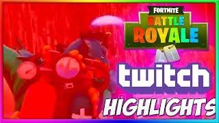 Fortnite Twitch Highlights & Funny Moments | SideArms4Reason Highlights