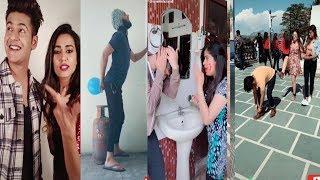 tik tok stars video | Gima ashi tiktok funny clips | funny videos 2019 | yjkd