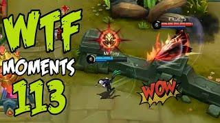 Mobile Legends WTF and Funny Moments 113