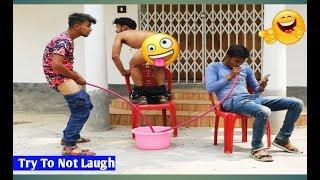 Must Watch New Funny???? ????Comedy Videos 2019 - Episode 45- Funny Vines    Funny Ki Vines   