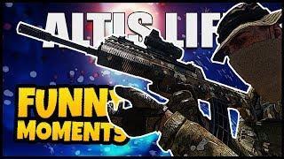 ARMA 3 ALTIS LIFE FUNNY MOMENTS - Konfisziert! [German][HD]|TomderErste