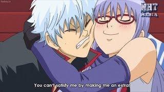 Gintoki - Romantic Love Story ! Gintama 銀魂 ! funny moments . Full HD