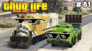 GTA 5 ONLINE : THUG LIFE AND FUNNY MOMENTS (WINS, STUNTS AND FAILS #81)