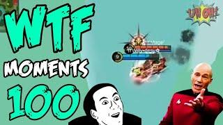 Mobile Legends WTF | Funny Moments 100