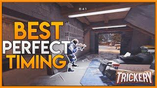 "Best ""Perfect Timing"" Moments - Rainbow Six Siege Funny Moments"