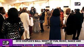 2018 COUPLES' BALL AND AWARDS: NIGHT OF MUSIC, DANCE AND JOKES