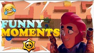 Funny Moments & Glitches & Fails | Brawl Stars Montage #1