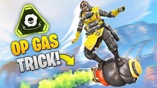 *NEW* OP CAUSTIC TRICK!! - Best Apex Legends Funny Moments and Gameplay Ep 42