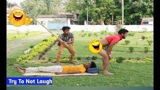 Must Watch New Funny???? ????Comedy Videos 2019 - Episode 55 || Funny Ki Vines ||