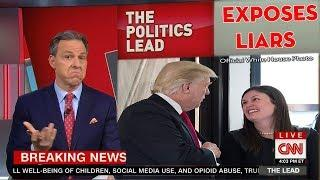 """""""This Presidency Is A Joke!"""" Jake Tapper EXPOSES The Trump Administration As A Bunch Of Liars"""