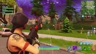 Noobs play fortnite and crack jokes the whole time.