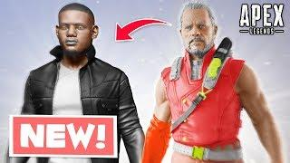 *NEW* LEGENDS LEAKED IN APEX!?.. Apex Legends WTF & Funny Moments