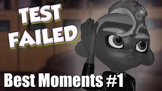 Splatoon 2 - DUDE's Octo Expansion Experience in a Nutshell (Best Funny Moments)
