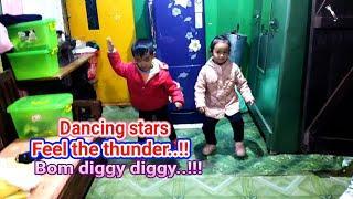Dancing challenge//Little dancing stars...????????????//adorable super funny kids//...????????