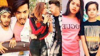 Jannat Team 07 Mr Faisu Manjul Awez And Other Tik Tok Stars Trending Videos Compilation ||