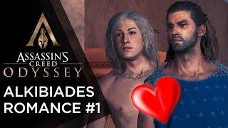Assassin's Creed Odyssey - Oil and Love (Alkibiades the Funniest Romance?)