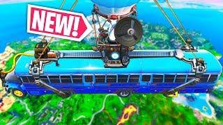 *NEW* RARE SUPER LONG BUS!! - Fortnite Funny WTF Fails and Daily Best Moments Ep. 1115