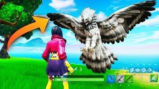 *NEW* BIRDS IN FORTNITE?!! - Fortnite Funny WTF Fails and Daily Best Moments Ep.1154