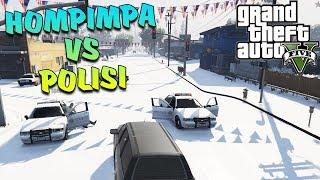HOMPIMPA VS POLISI - GTA 5 Indonesia Funny Moments