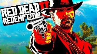 LASSO 'EM ALL! - Red Dead Redemption 2 ONLINE Funny Moments!