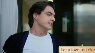 Kartik funny flight naira /kartik love moment naira/kartik romance flight scene